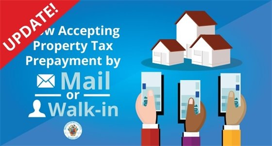 Property Tax Prepayment