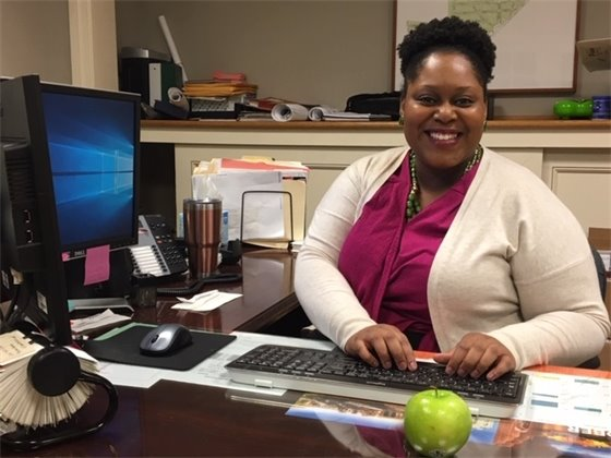 Image of Acting Administrative Assistant at CCV