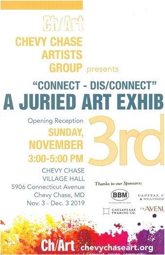 Chevy Chase Artists Group Event