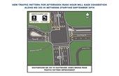 Map of New Traffic Pattern