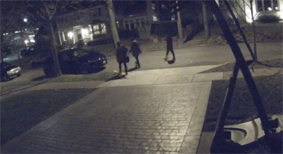 Group of thieves stealing from the Chevy Chase Village neighborhood