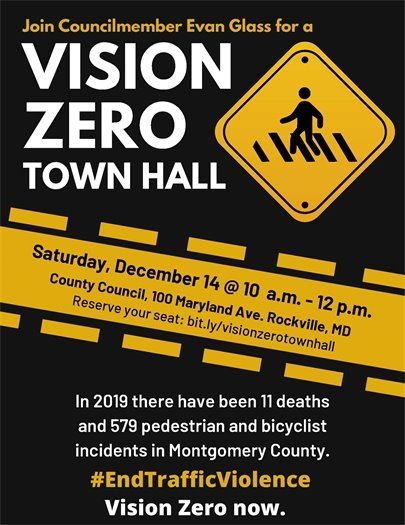 Vision Zero Town Hall