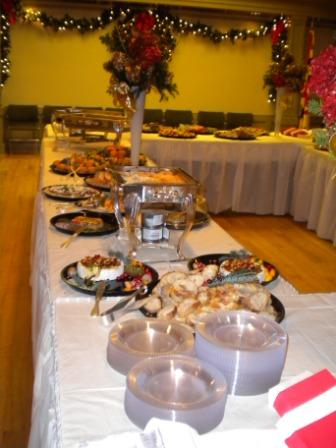 Food Table View 4