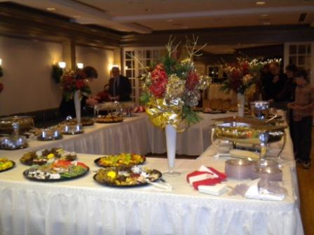 Food Table View 5