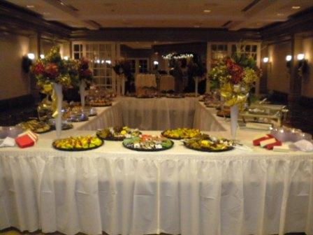 Food Table View 6